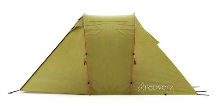 Redverz Solo Expedition Tent 5