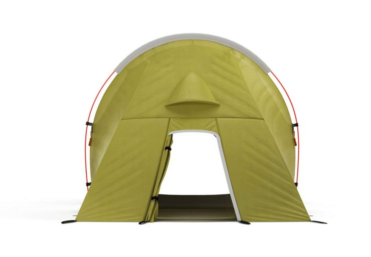Redverz Solo Expedition Tent 9