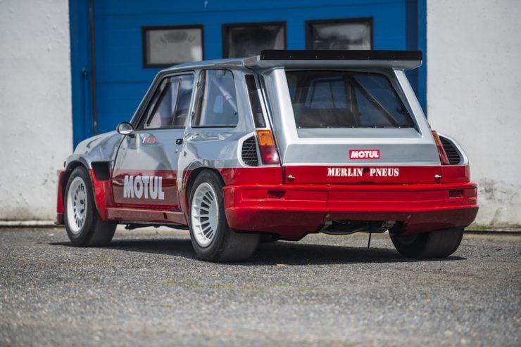 Renault 5 Maxi Turbo 11