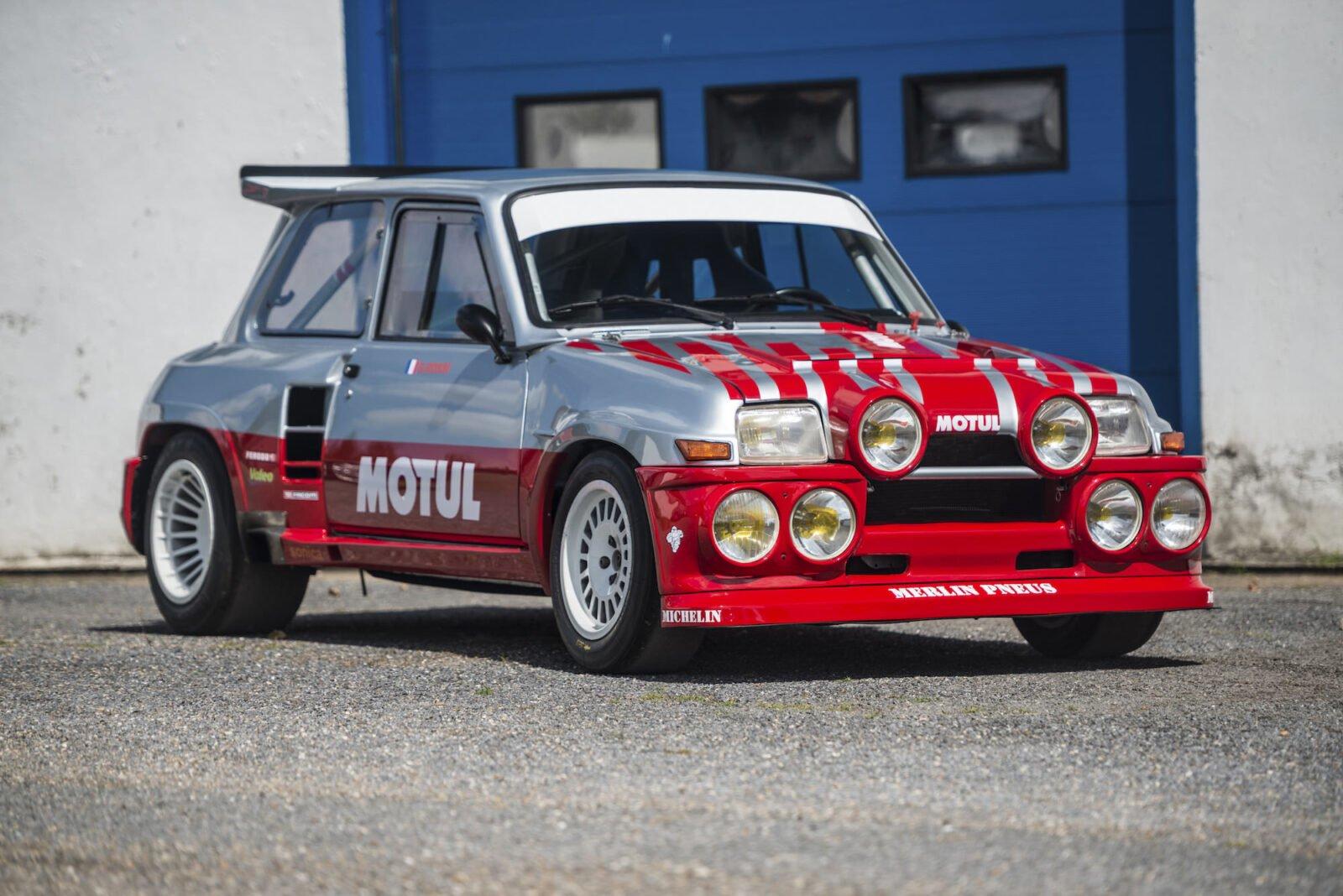 Renault 5 Maxi Turbo 1600x1068 - 1986 Renault 5 Maxi Turbo