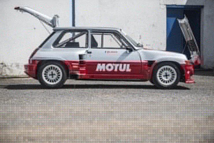 Renault 5 Maxi Turbo 3