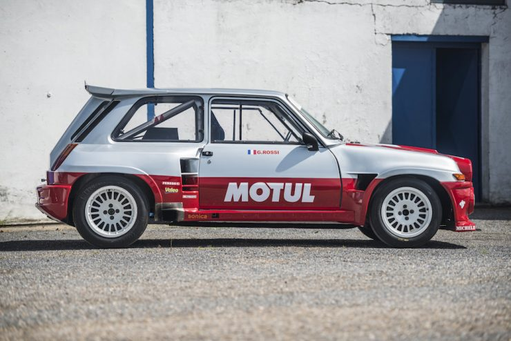 Renault 5 Maxi Turbo 5