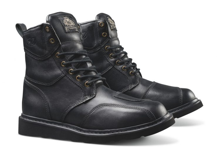 Roland Sands Mojave Boots
