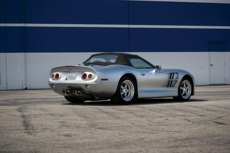 Shelby Series 1 Roadster 16