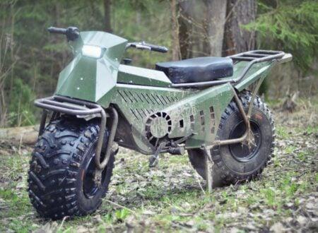 Taurus 2X2 Adventure Motorcycle 450x330 - Taurus 2x2 Adventure Motorcycle