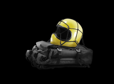The Peloton Asphalt Motorcycle Backpack 450x330 - The Peloton Asphalt Motorcycle Backpack