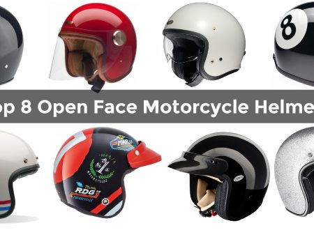 Top 8 Open Face Motorcycle Helmets copy