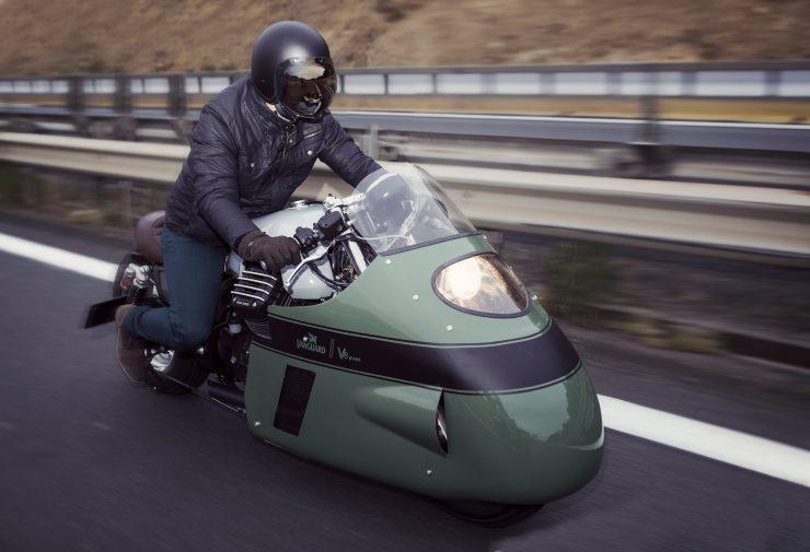 Vanguard Moto Guzzi V8 12