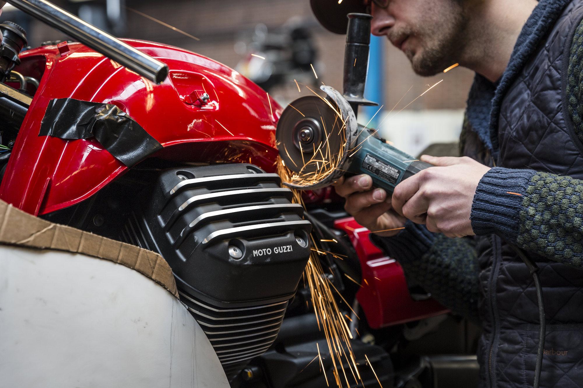 Ebay Motors Motorcycles >> Vanguard Moto Guzzi V8