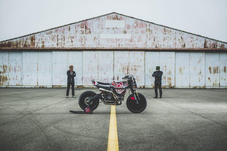 Vibrazioni Art Design Ducati Monster 800 11