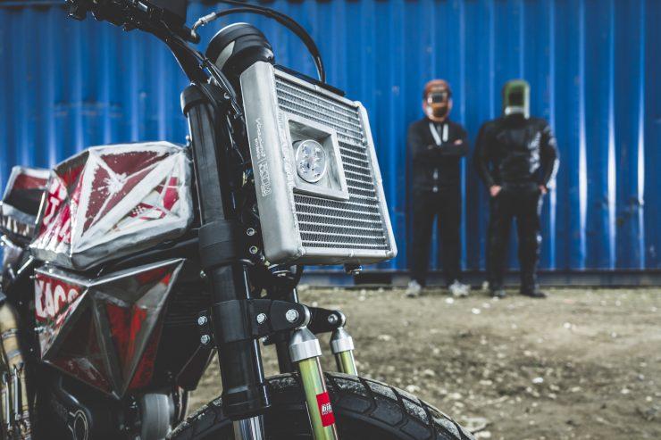 Vibrazioni Art Design Ducati Monster 800 3