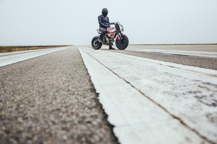 Vibrazioni Art Design Ducati Monster 800 5