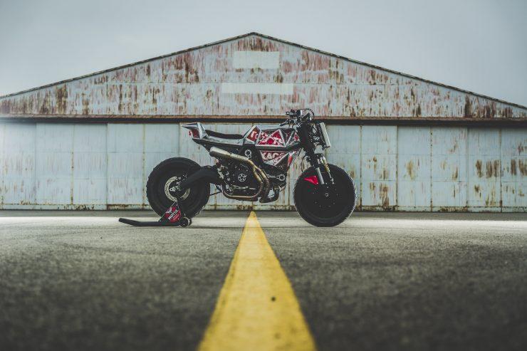 Vibrazioni Art Design Ducati Monster 800 8