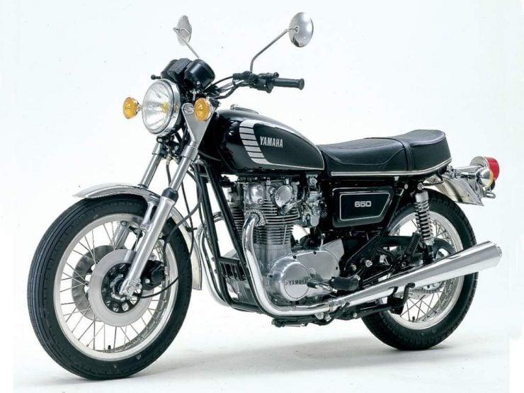 Yamaha XS650 1