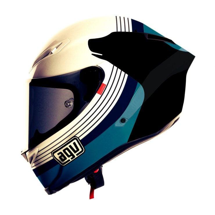 custom motorcycle helmet designs 3