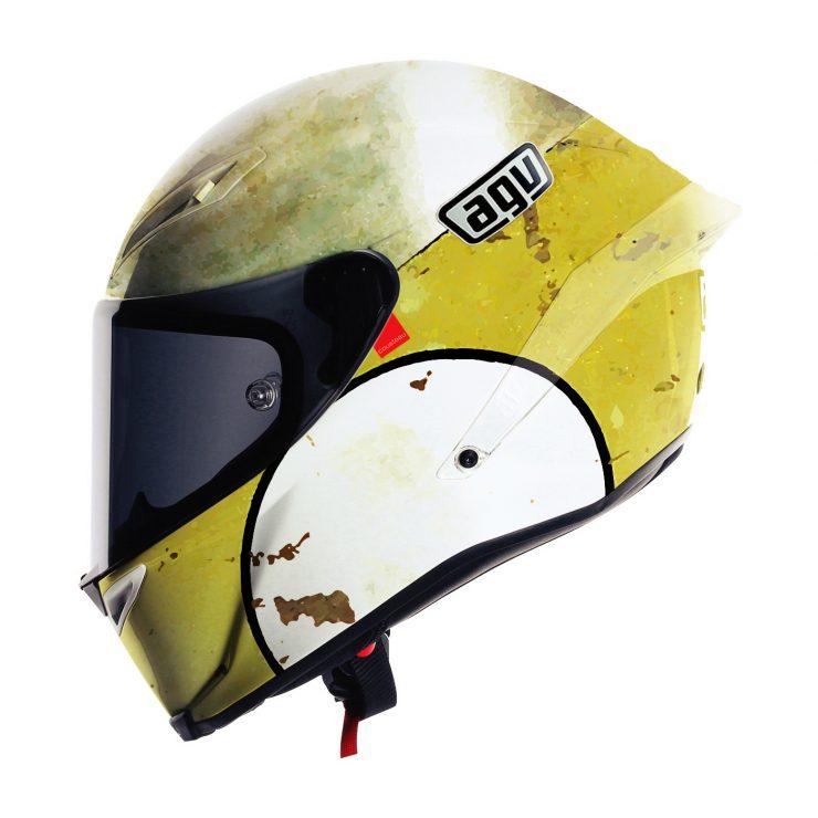 custom motorcycle helmet designs 8
