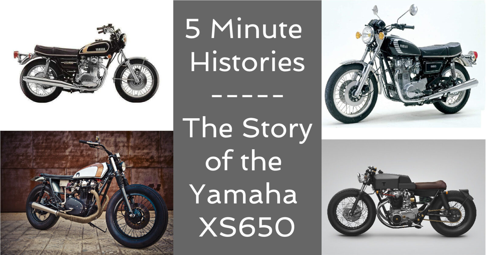 eBay Facebook 5 Minute Done 1600x839 - 5 Minute Histories: The Story of the Yamaha XS650