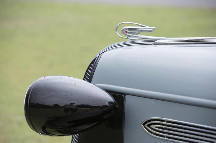 1936 Pontiac Six 4.0-Litre Motorhome 11