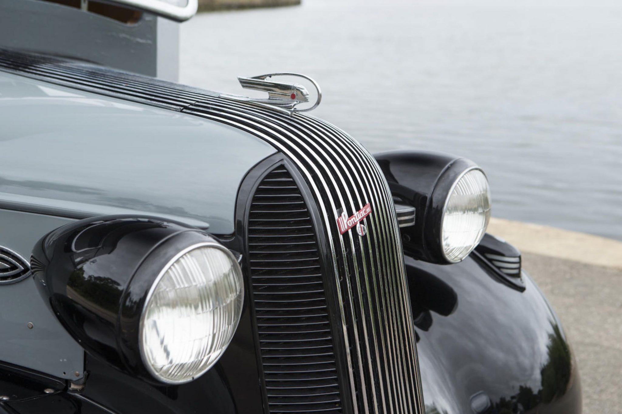1936 Pontiac Six 4 Litre Motorhome