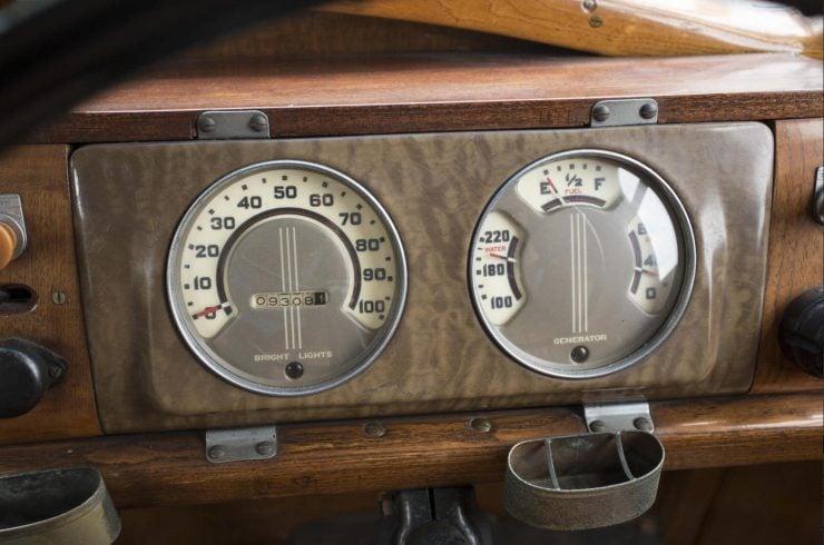 1936 Pontiac Six 4.0-Litre Motorhome 4