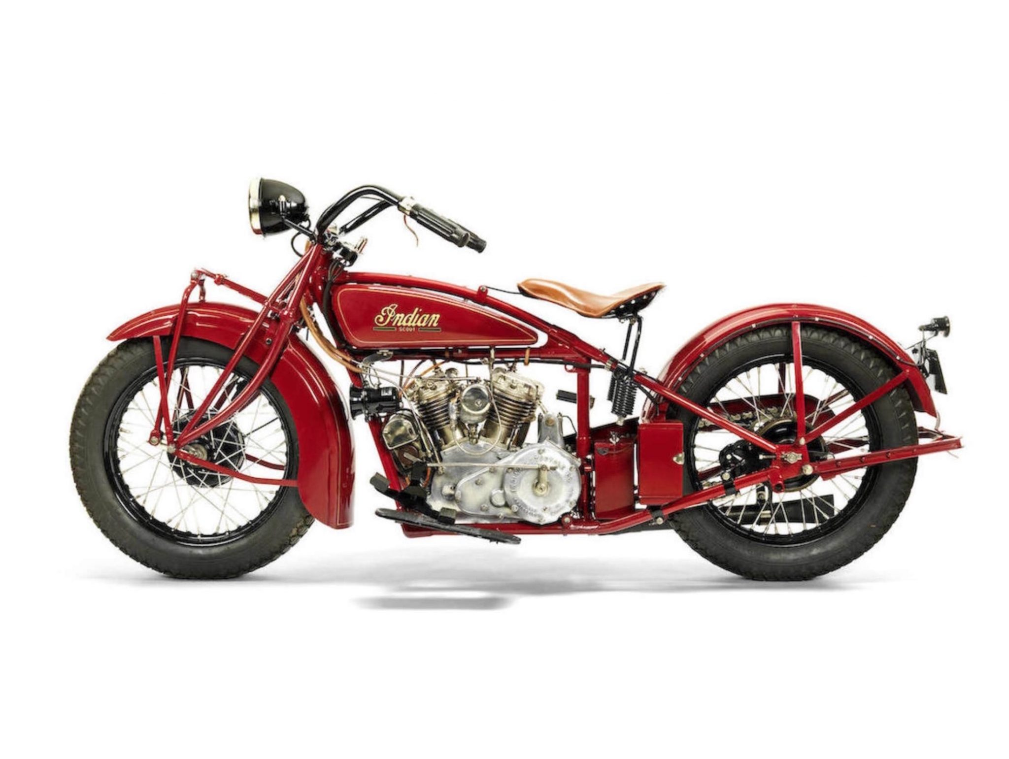 5 Minute Histories: The Indian Scout