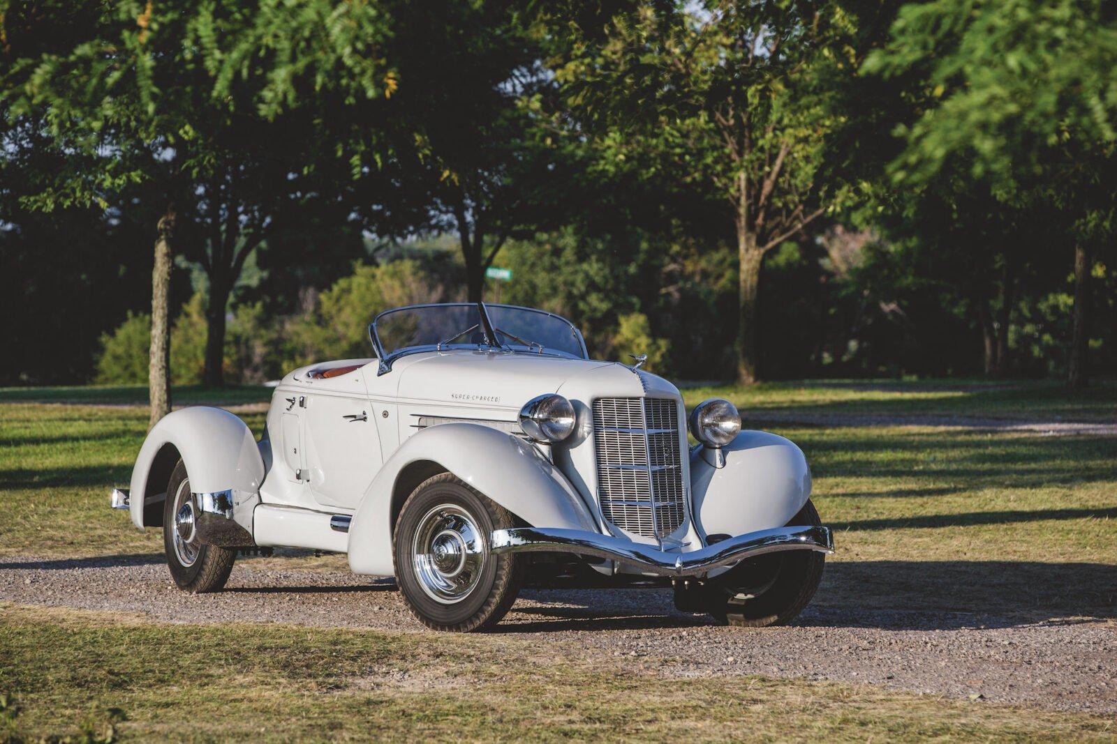 Auburn Eight Supercharged Speedster 1600x1067 - 1935 Auburn Eight Supercharged Speedster