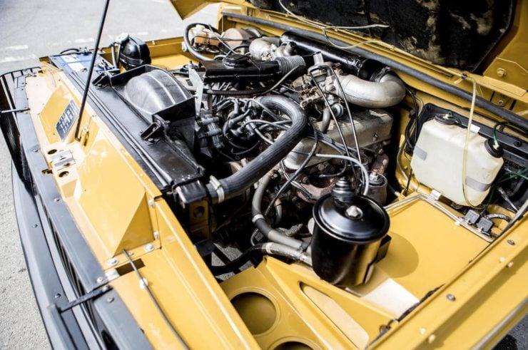 Colin Chapman's Range Rover Classic 1