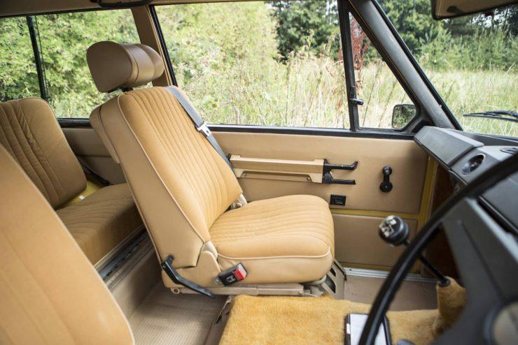 Colin Chapman's Range Rover Classic 2