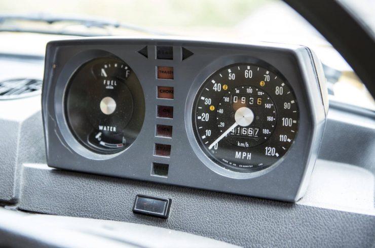 Colin Chapman's Range Rover Classic 3