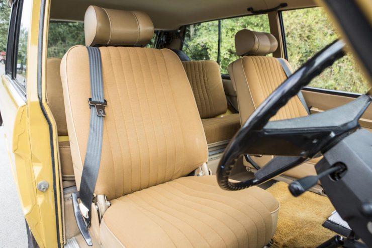 Colin Chapman's Range Rover Classic 4