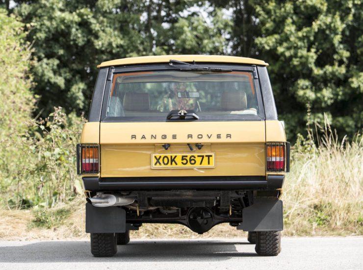 Colin Chapman's Range Rover Classic 7
