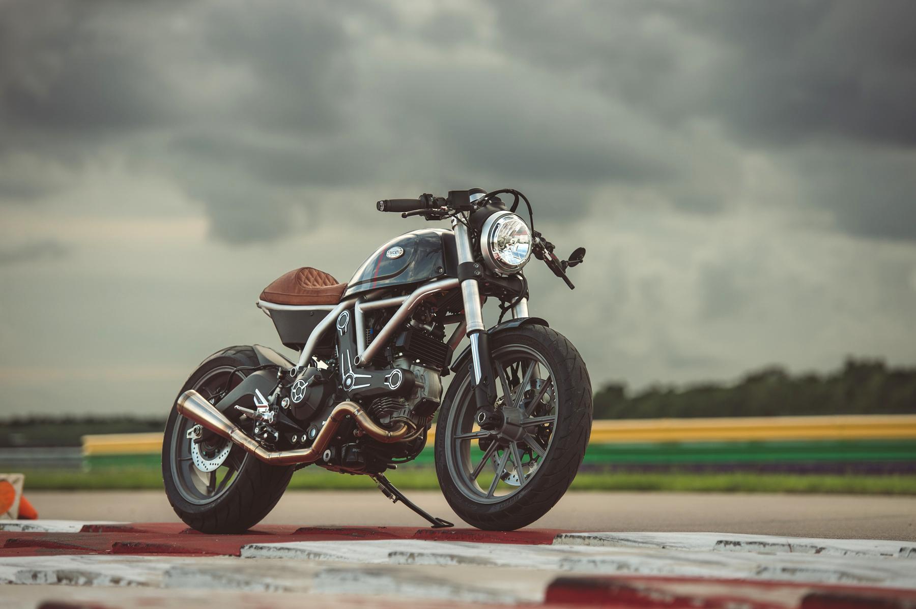 Ttrno Ducati Scrambler