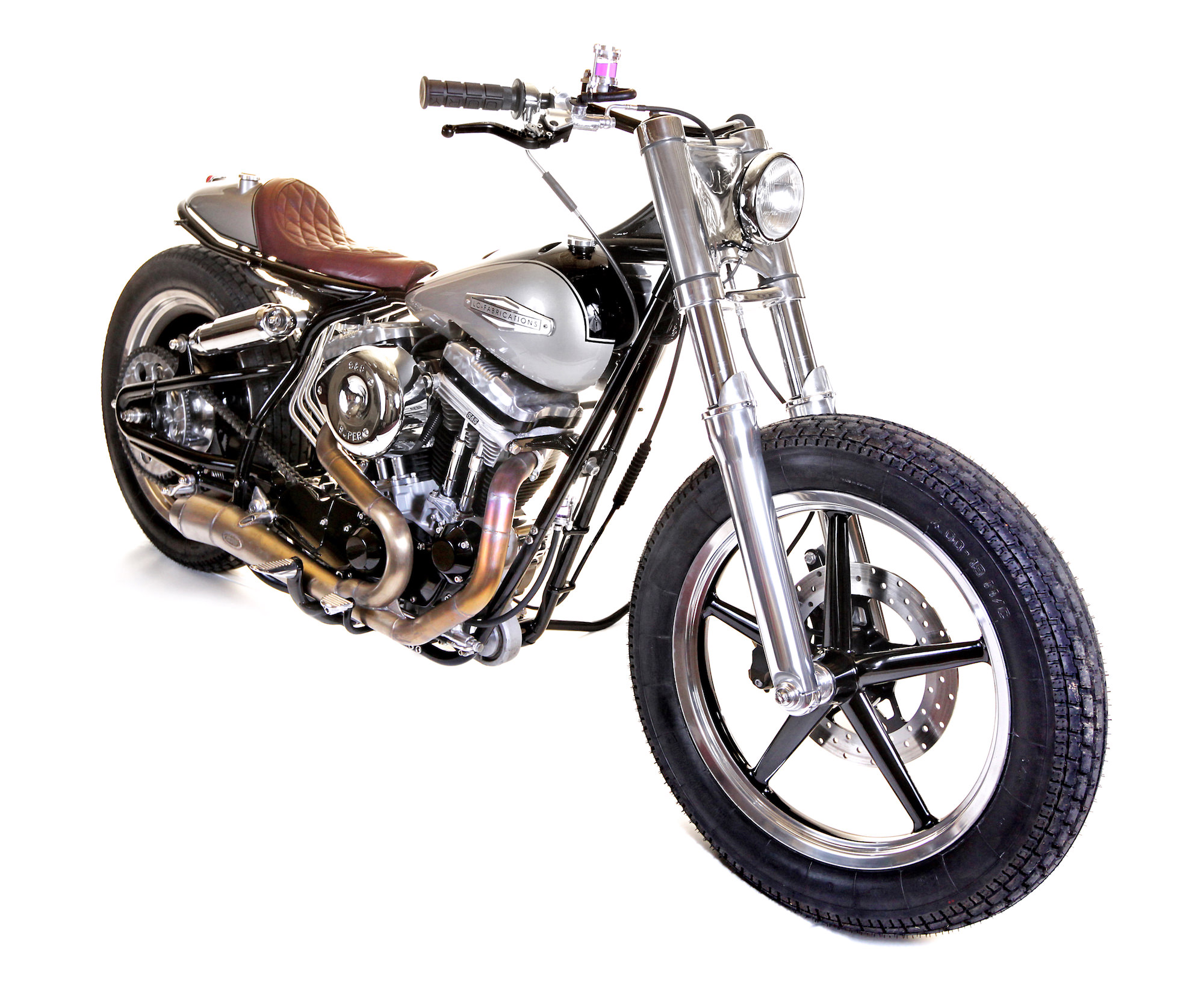 LC Fabrications Harley-Davidson Sportster