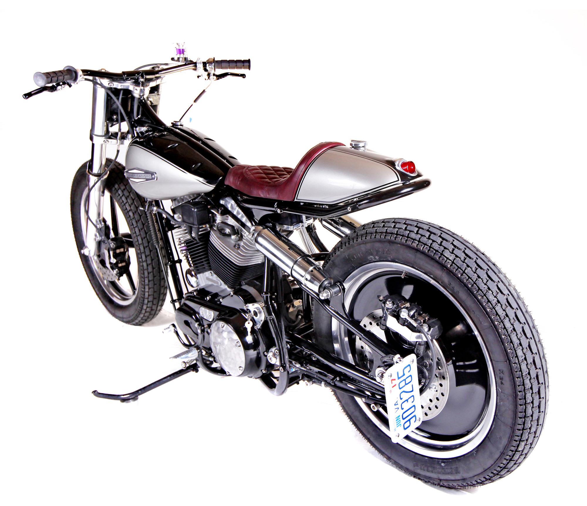 LC Fabrications Harley-Davidson Sportster