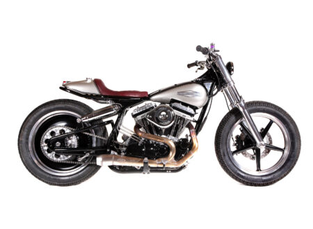 Harley Sportster 450x330 - LC Fabrications Harley-Davidson Sportster