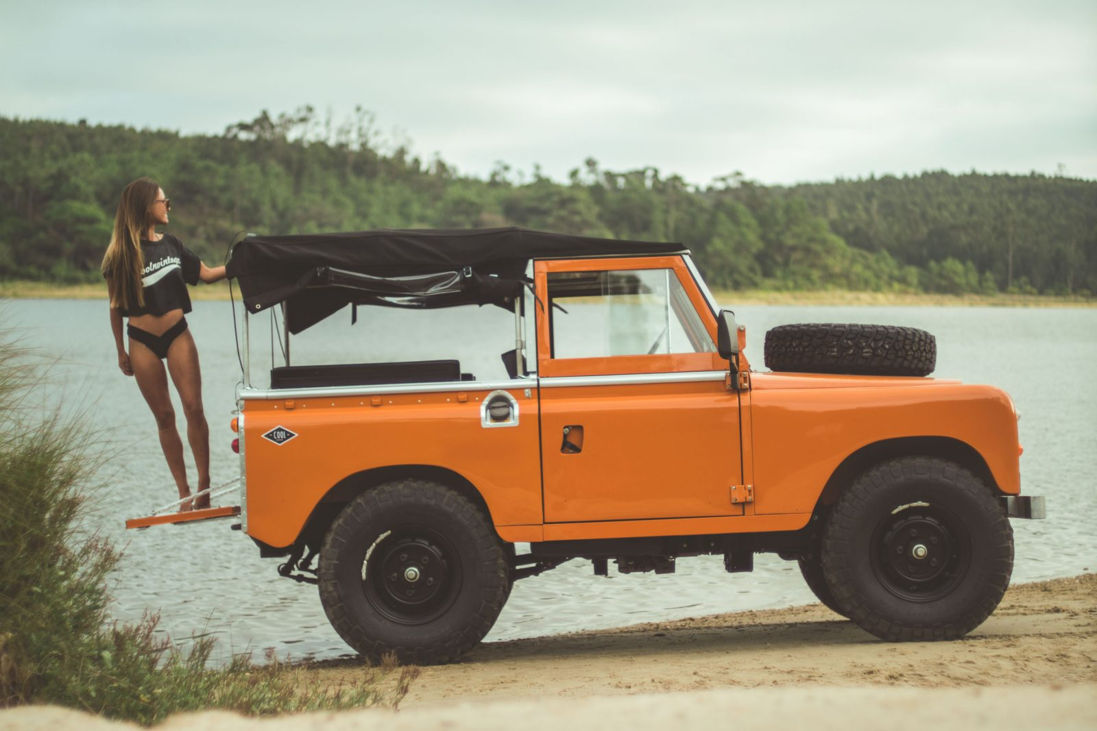 Land Rover Series Iia