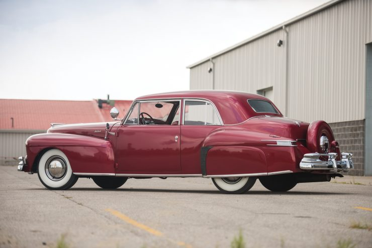 1948 Lincoln Continental Club Coupe
