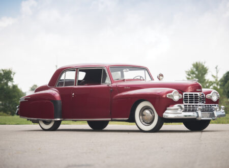 Lincoln Continental Club Coupe 450x330