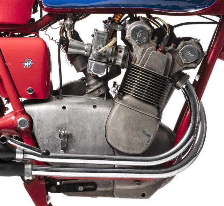MV Agusta 750S Engine