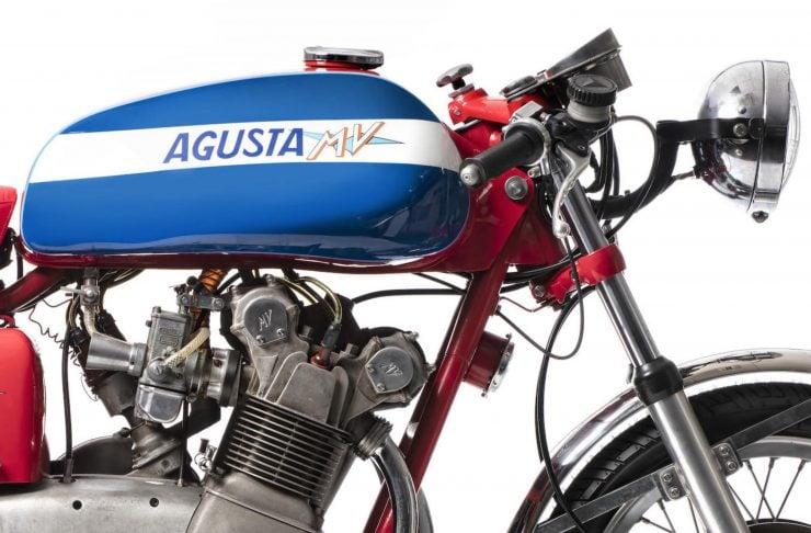MV Agusta 750S Fuel Tank