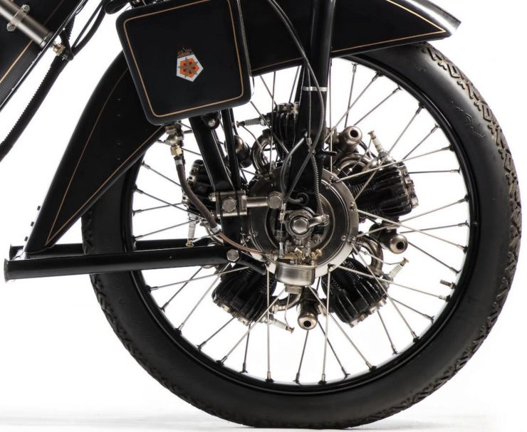 Megola Motorcycle Touring Model 1