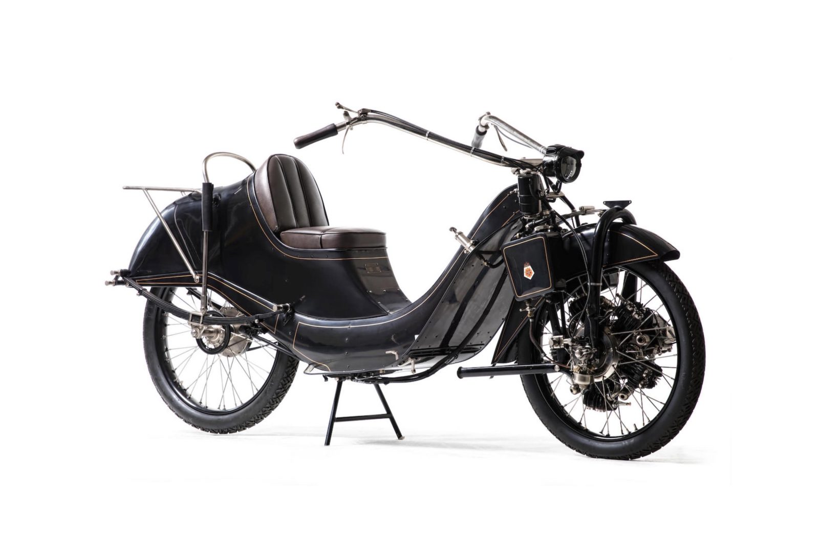 Megola Motorcycle Touring Model 5 1 1600x1092 - The Radial Engined Megola Motorcycle