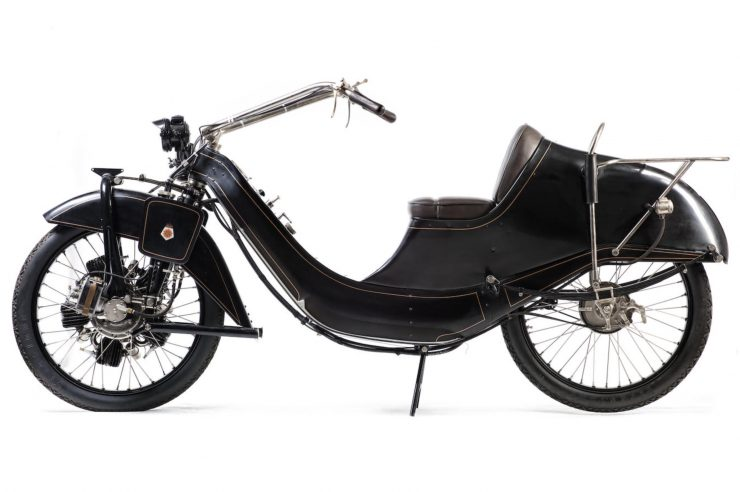 Megola Motorcycle Touring Model 7