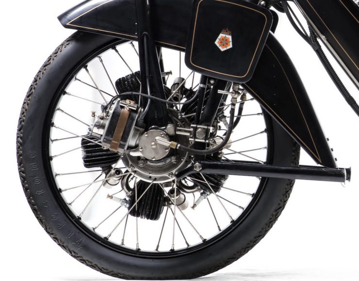 Megola Motorcycle Touring Model 8