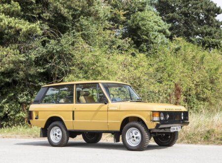 Range Rover Classic 450x330 - Colin Chapman's Range Rover Classic