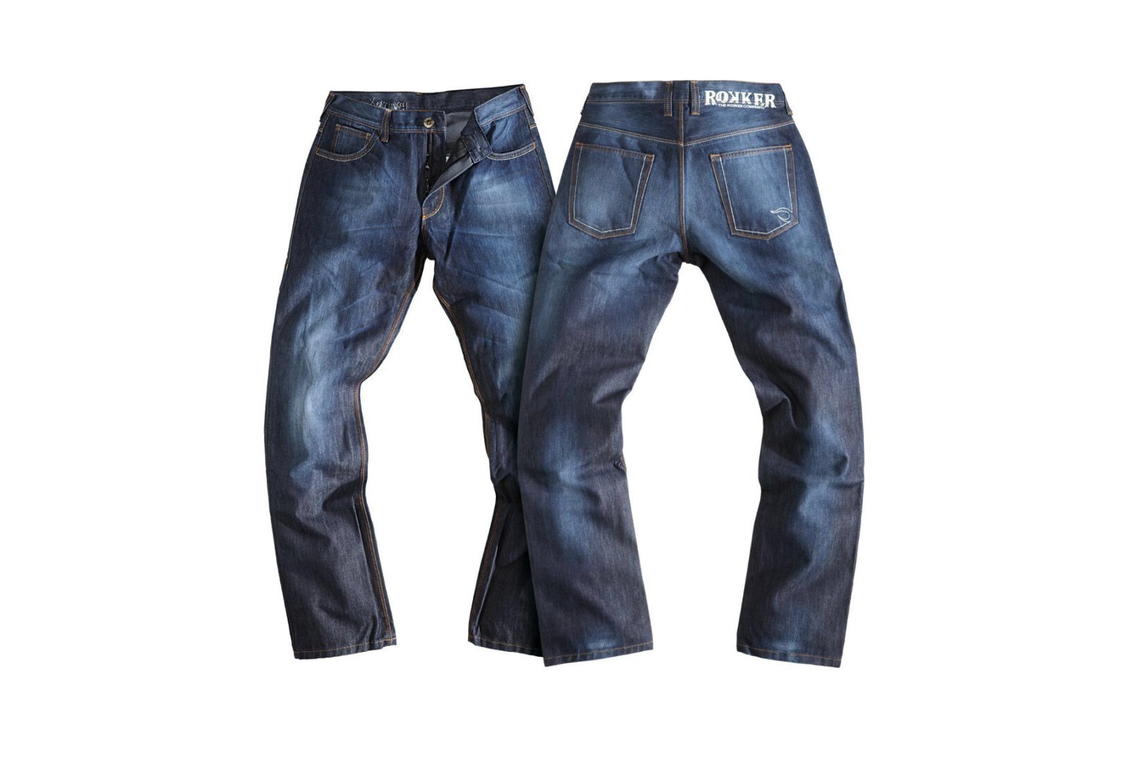 Rokker Revolution Waterproof Jeans 1600x1084 - Rokker Revolution Waterproof Motorcycle Jeans