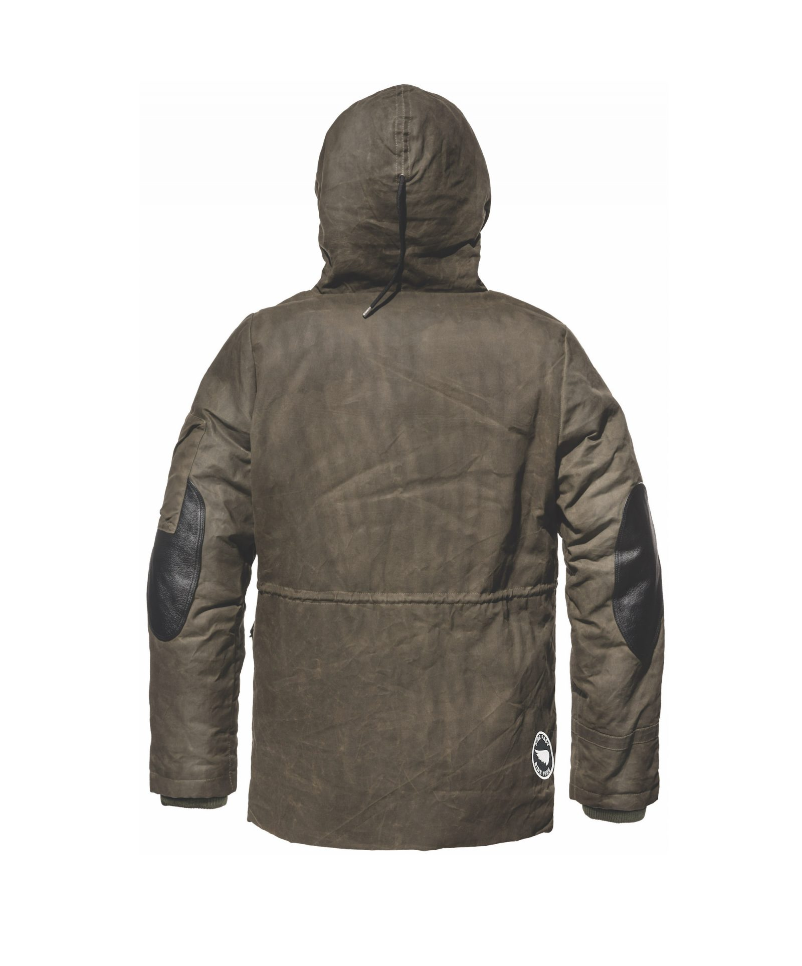 Saint Armoured Cool Climate Motorcycle Parka