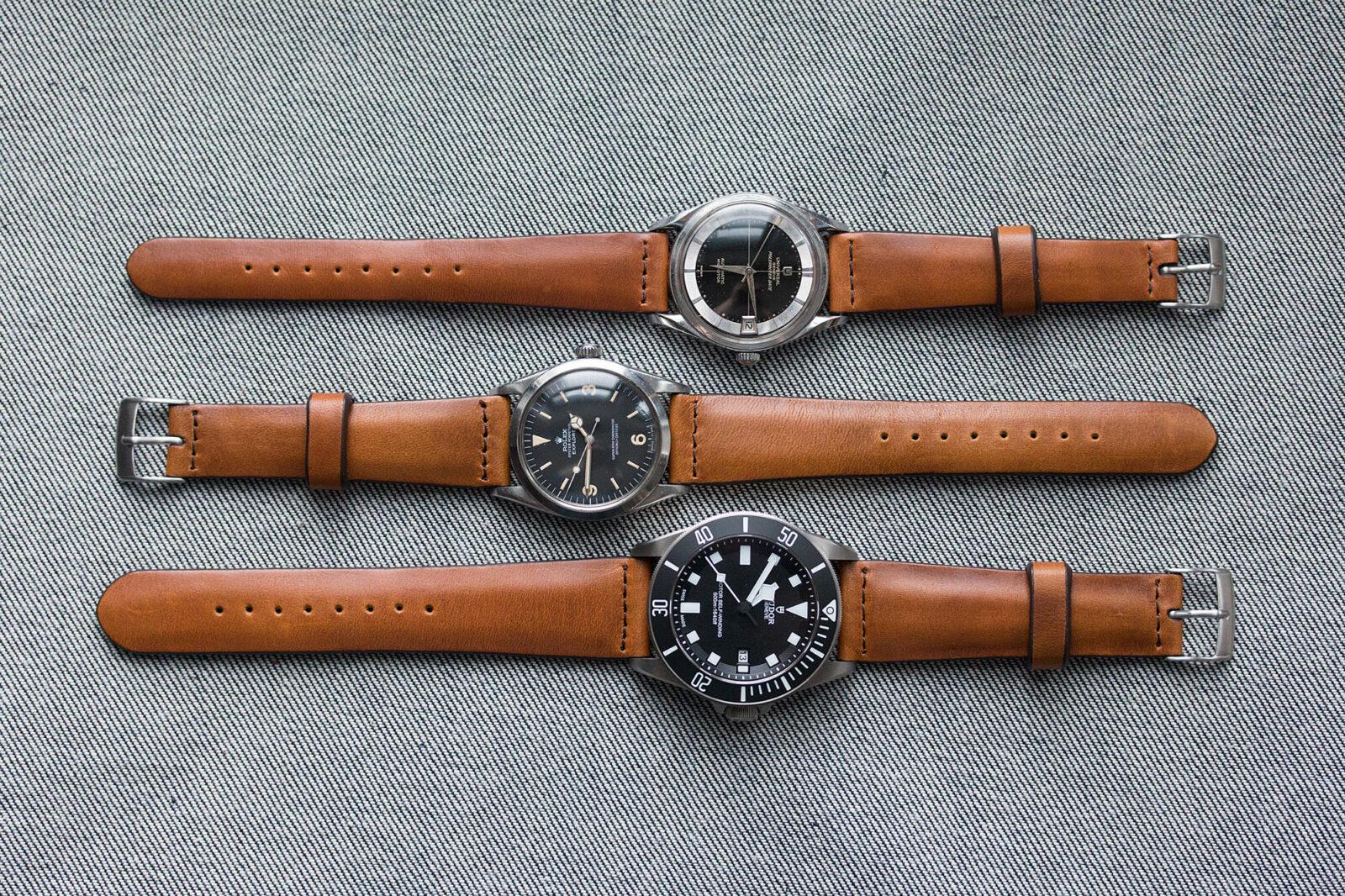 Worn and Wound Vintage Rye Watch Strap 1600x1066 - Worn & Wound Vintage Rye Watch Strap