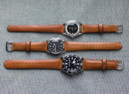 Worn and Wound Vintage Rye Watch Strap 450x330 - Worn & Wound Vintage Rye Watch Strap