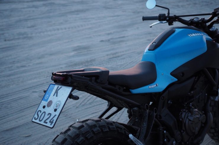 Yamaha MT-07 12
